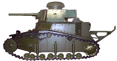 Танк Т-18м