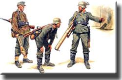 Немецкая пехота против танков