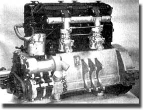 Двигатель Praga АЕ