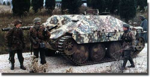 Истребитель танков Хетцер