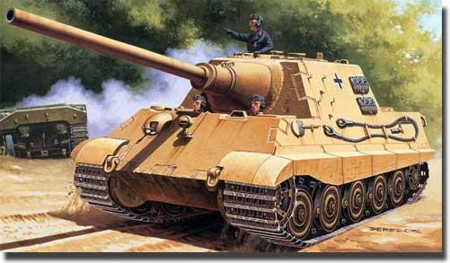 Истребитель танков Ягдтигр