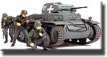 Корпус танка pzkpfw ii состоял из каркаса