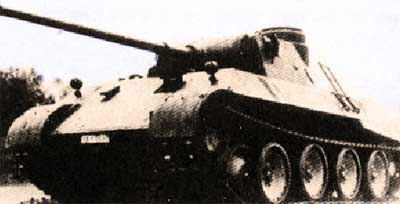 Прототип танка