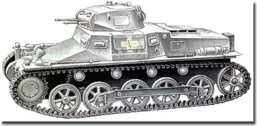 Танк Т-I - Боевое применение