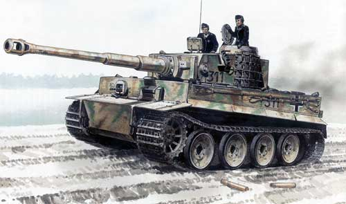 Скачать игру про танк тигр