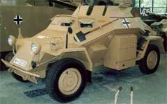 SdKfz. 222 - Jacques Littlefield