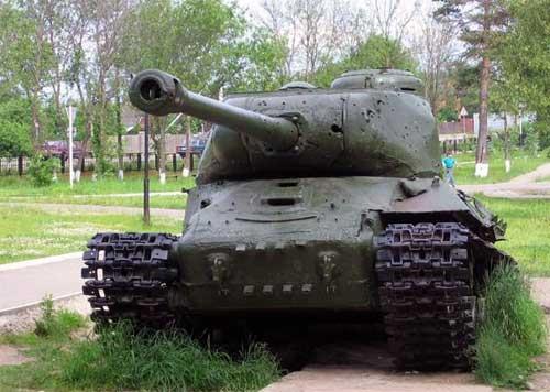 Танк ИС-2 - Танк ИС-2. Страница 2