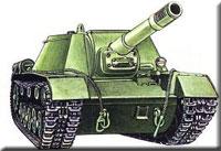 Cамоходно артиллерийская установка су