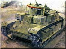 Средний танк Т-28