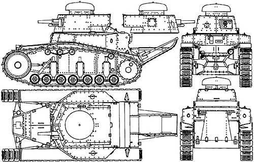 Бронетехника СССР