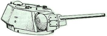 Типы башен танка т 34 образца 1943 года