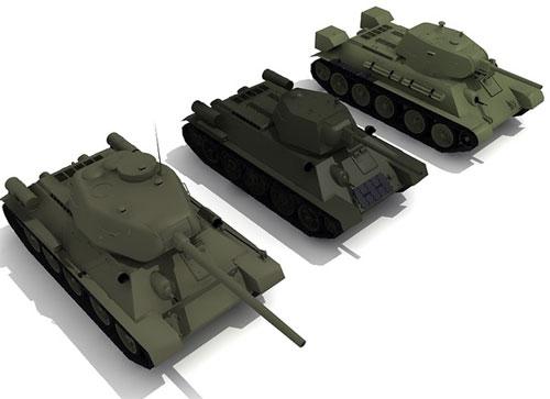 танки Т-34