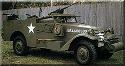 М3А1 Scout Car