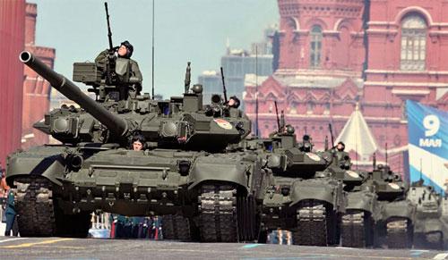 Армата в итоге заменит танки эпохи