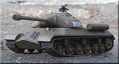 Журнал с моделью танка