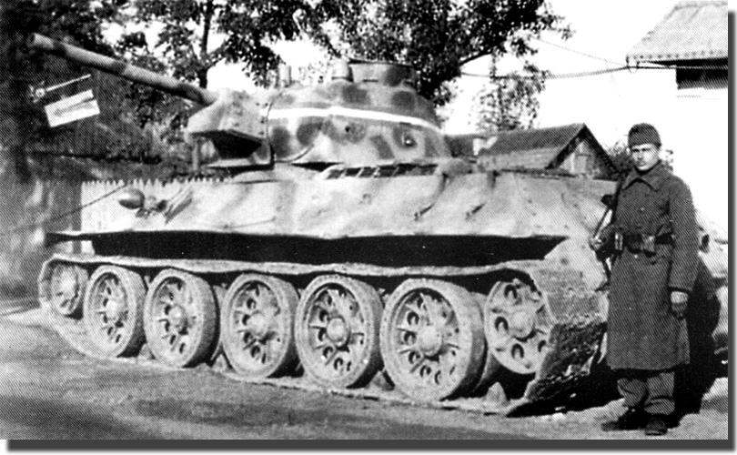 Венгерский Т-34