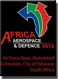 Africa Aerospace and Defence - 2012