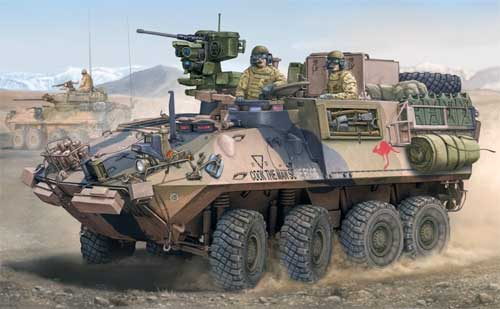how to build lav model canada
