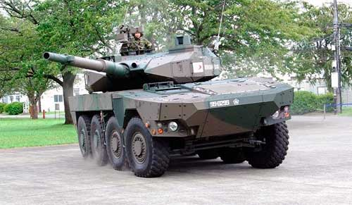 Maneuver Combat Vehicle