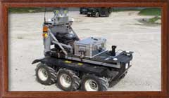 Unmanned ground vehicles (UGV)