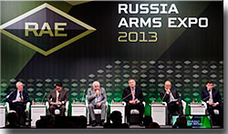 Russia Arms EXPO 2013