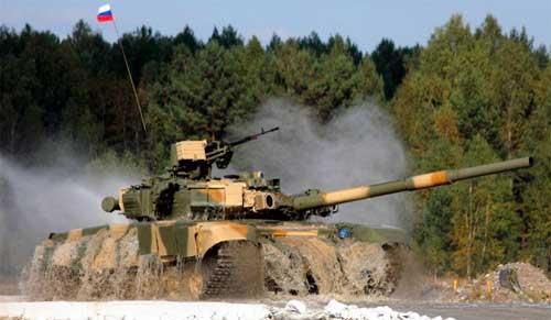 основной боевой танк Т-72