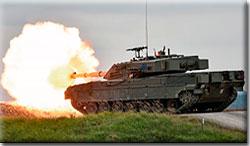 Германия выиграла чемпионат танкистов
