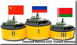 """Финал """"Танкового биатлона-2020"""""""
