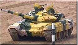 Танковый биатлон-2021