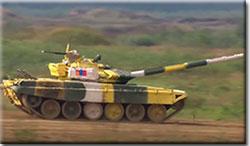 Танковый биатлон 2021