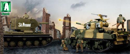 VSTANK PRO Soviet Red Army KV-2