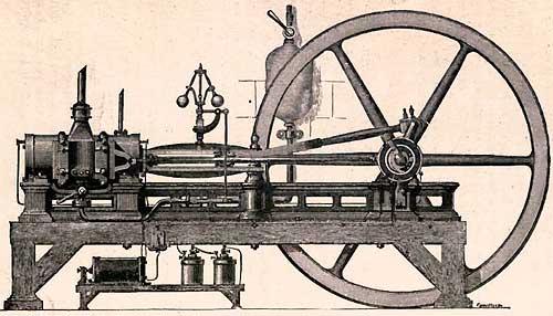 Двигатель Ленуара