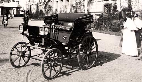 Автомобиль Фрезе и Яковлева