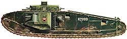 Танк Mk VIII