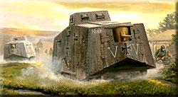 Немецие танки