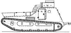 Легкий танк LK-I