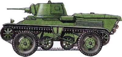 """танк """"Ландсверк-30"""""""