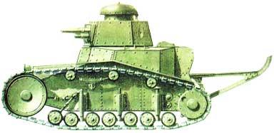 Танк МС-1
