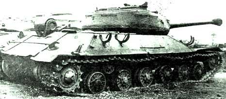 Характеристики тяжелого танка ис 6