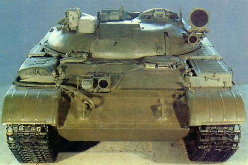 Ракетный танк ит 1