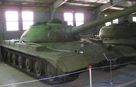 Опытные тяжелые танки - объекты 277, 279, 770 кормовой
