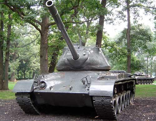 Танк М47