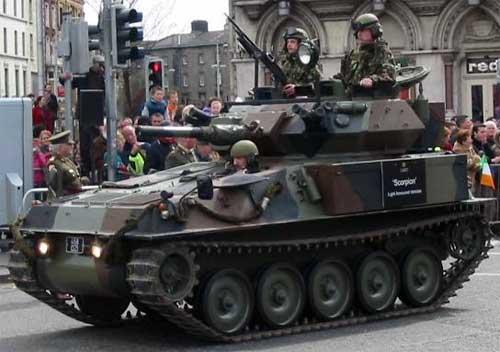 танк FV101