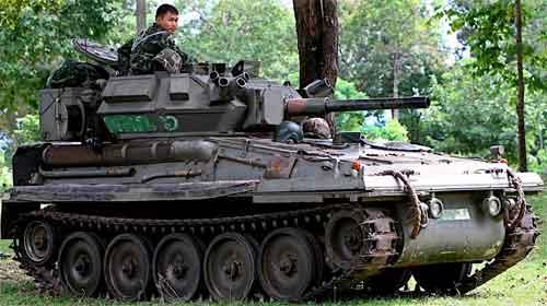 танк FV101 «Скорпион» (Scorpion)
