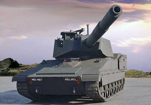 Современные танки и бронетехника