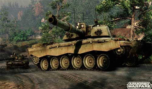 Танки Armored Warfare