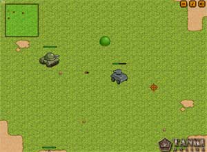 Танки онлайн в игре Tanks Gone Wild