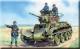 Легкий колесно-гусеничный танк БТ-7