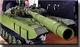 Китайский мастер сделал модель танка Т-90