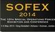 10-я международная выставка и конференция сил специального назначения SOFEX 2014
